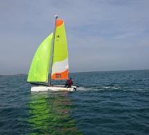 Découverte du catamaran